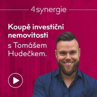 NOVÝ PODCAST 🎙 Do dalšího roku jsme vstoupili dílem na téma Koupě investiční nemovitosti s Tomášem Hudečkem. Konkrétně se věnuje její koupi a správě, včetně všech příležitostí, ale i záludností, které tato transakce může přinést. . Podcast najdete stejně jako další díly #4synergie na Spotify. Link v bio ✨ #finance #finance #podcast #reality #vzdelavani #4fin #BetterTogether