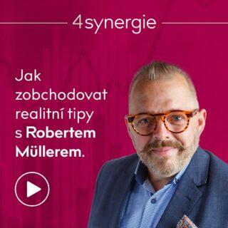Synergie spolupráce mezi finančními konzultanty a realitními makléři. Tam to totiž dává pro obě strany ten největší smysl a náš klient dostane opravdu komplexní majetkové poradenství 🤝. A jak na to jdeme? To už je obsahem další epizody našeho podcastu, kterým vás provede náš úspěšný ředitel Robert Müller. Podcast poslechněte na Spotify kliknutím na link v BIO 🙏🏻 #4synergie #4fin #betterTogether #podcast #reality #finance