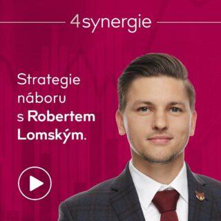 Podcast 4synergie dnes s Robertem Lomským na téma Strategie náboru 🎤. Robert Lomský v epizodě probral, jak si nastavit správnou strategii náboru, co má být její součastí a co například musíte udělat proto, abyste dosáhli všech nastavených cílů. Celou epizodu si poslechněte na Spotify pod názvem 4synergie nebo proklikněte z BIO! #4synergie #finance #nabor #4fin